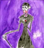 Lord Barnabas Collins by knutsonkronicles