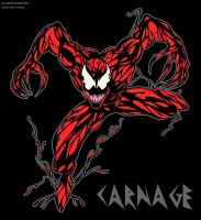 Carnage by Gate-the-white