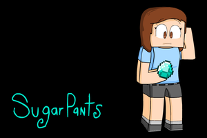 Minecraft Character 5- Sugar by Ardwick