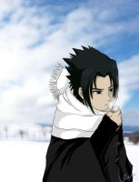 Winter Sasuke by Rena94512