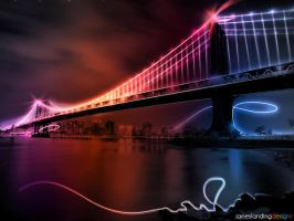 Light Bridge by jamesy165