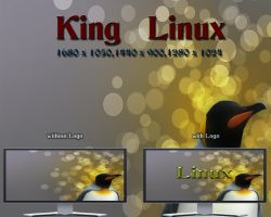 King Linux Pack by Momez