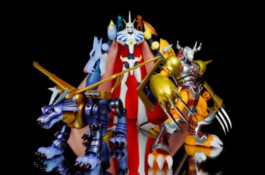 SH Figuarts Omnimon (Our War Game! ver.) 13 by Infinitevirtue