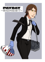 Payday - Bioheist - by Lunapocalypse