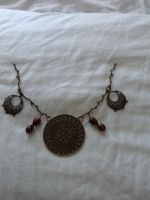 Dalish Demon Necklace (Commission) by Morninglight2