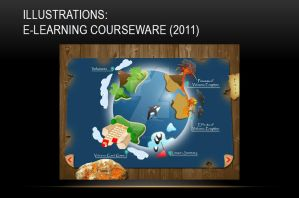 Volcano E-Learning Courseware by xDestinyStarzx