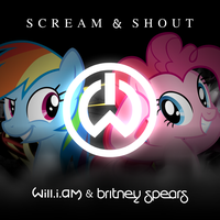 will.i.am/Britney Spears- Scream and Shout (RD/PP) by AdrianImpalaMata