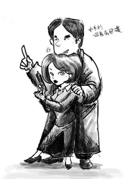 the x files by hcy750281