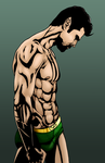 namor, the sub-mariner by oneoffkritik