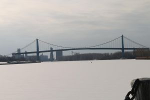 Michael Brown bridge with out a cose by bagera3005