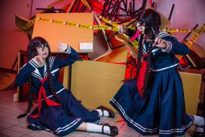 I won't let Genocider Syo run free anymore ! by niconicochan