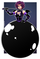 :Commission - Succubus Sphere: by Lorddragonmaster