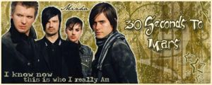 30 Seconds To Mars by xMizhax