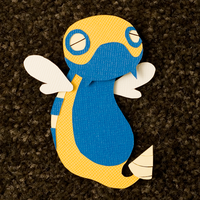 Dunsparce by PlaidCushion