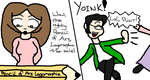 The Mighty Pencil of Yore by IceTigerLily