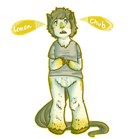 Poor Little Lemon Chub ( RP OPEN ) by BitterBile