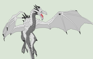 Traced Base - Skyrim Dragon 2 by Shadow-Bases
