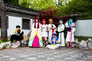 Magi - group picture 2 by visuvampy