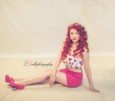 Ginger Barbie by HeatherDenise