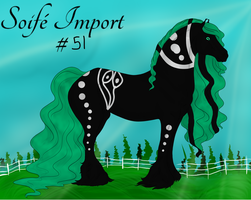 Soife Import 51 by NativeWolf330