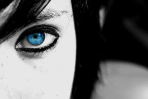 Cruel Blue Eyes by Livingadejavu