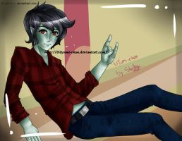 Marshall Lee by lilYumi-chan