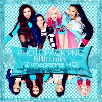 +Pack PNG - Little Mix by whereismystache