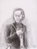 The first Doctor by ThePandamis