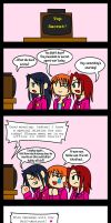 LoveMe Comic 4- Lory's Angels by WingsofMorphius