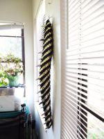 Custom Dragon Tail - Wall Displayed by SerenityinChains