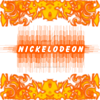 WIP - Nickelodeon Psychedelic Graphic by LittleGreenGamer