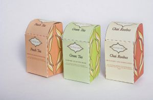 tea packaging by Shen17000