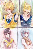 DBZ: strongest Rival in Universe and..... by ahoguu