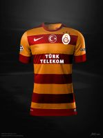 Galatasaray 2013/2014 Alternatif by drifter765