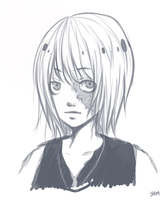 Mello Sketch by yamchae