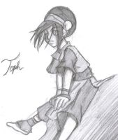 Toph for MGN by CardBoard-Box24