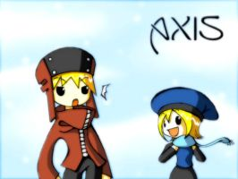 :2003: Axis by Mikeinel