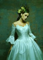 Lost Green - Sonia by kevissimo