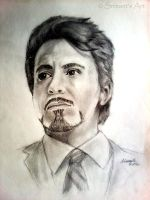 Tony Stark by srimant