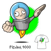 Flexbot 9000 by smashmethod