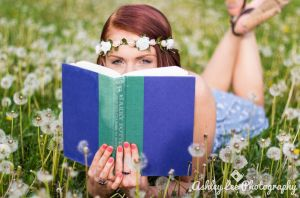 Whimsical Wonders of Reading by AshleyLeePhotography