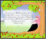 The Mu'min Tree by littleMuslimah