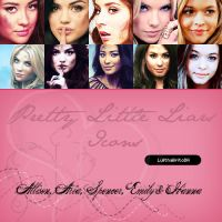 Pack Pretty Little Liars Icons by LulithaBrito