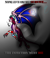 The Infection by R0S3TT4