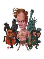 Planet Of The Apes by timshinn73