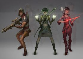 Character Concept 2 by MakingPicsSlowly