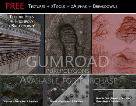 Gumroad - Free Goodies and More! by Jacob-3D