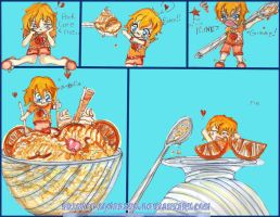 Ice cream for Drachea by Fr3shly-Squeezd