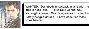 Safety NOT Guaranteed: DrWHO by Sempaiko
