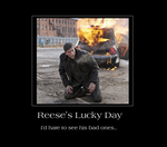 Reese's Lucky Day by PJTL156